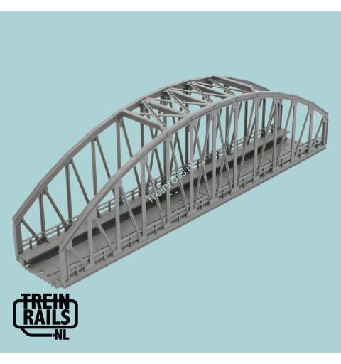 74636 Märklin C-rail Boogbrug